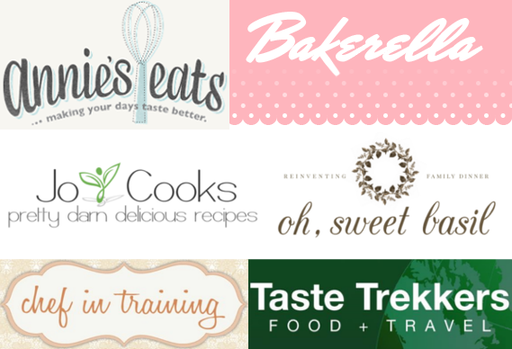 Blog Profiles: Food Blogs We Love
