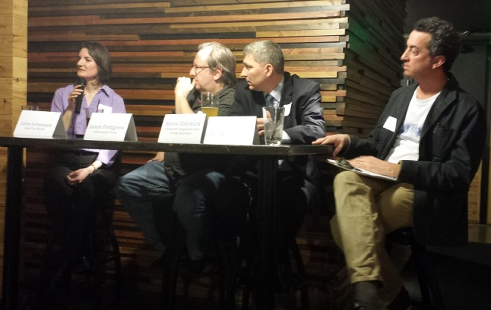 Press Club of Cleveland - Editor-Freelancer Panel