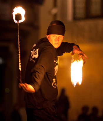 A Flair for Flare (Image by Milosz1/Flickr; used under Creative Commons 2.0)