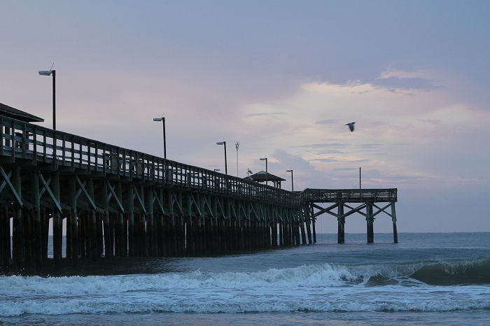 Myrtle Beach, South Carolina is the top U.S. destination for the 2014 summer travel period, according to TripAdvisor. (Photo via MultiVu/TripAdvisor)