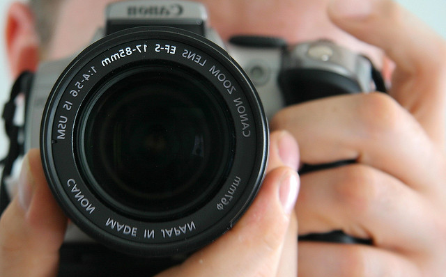 Image of camera by Paul Reynolds/Flickr; used under Creative Commons License 2.0