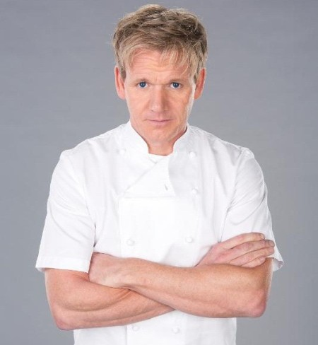 Gordon Ramsay. Source: PRNewsFoto/Gordon Ramsey Group