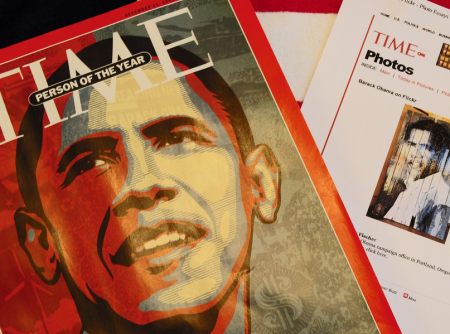 Image of TIME Magazine by Tony Fischer/Flickr; used under CC BY 2.0 License