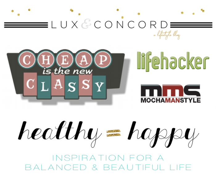 Lifestyle Blogs We Love