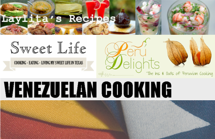 Hispanic Heritage Month Blogs - Food