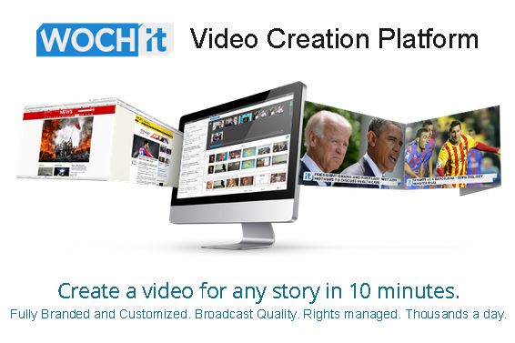 Wochit Video Creation Platform