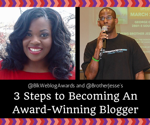 3 Steps to Winning Blog Awards