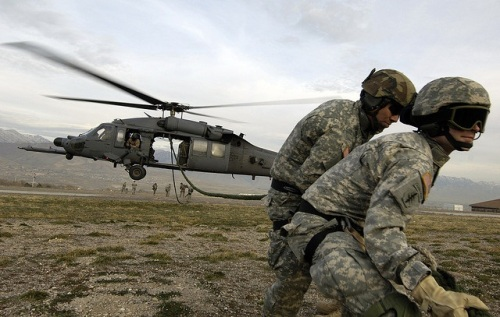 Image by The U.S. Army/Flickr; used under Creative Commons 2.0 license