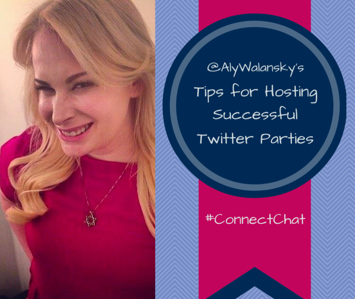 ConnectChat Twitter Parties