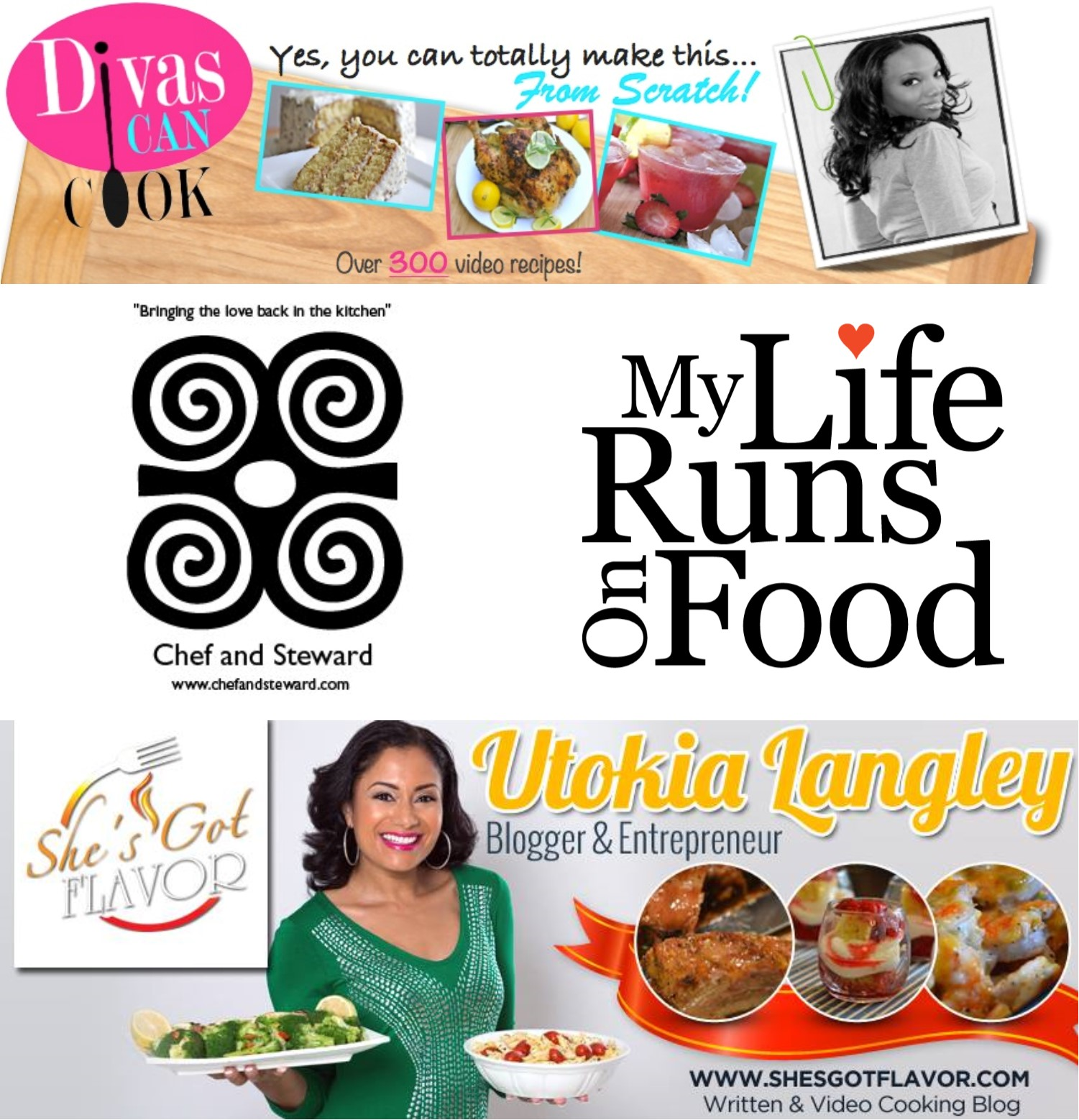 Blog profiles african american food blogs beyond bylines african american food blogs we love forumfinder Image collections