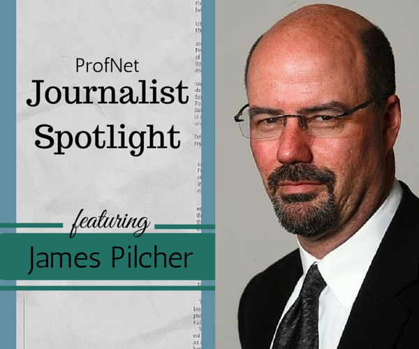 James Pilcher Journalist Spotlight