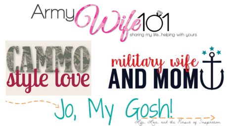 PR Newswire: Blogs We Love Featuring Military Life