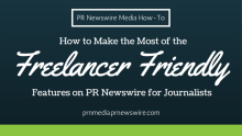 PRN Media How-To Template