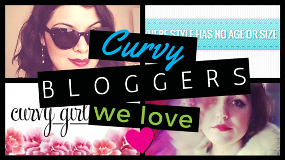 Curvy Bloggers Header