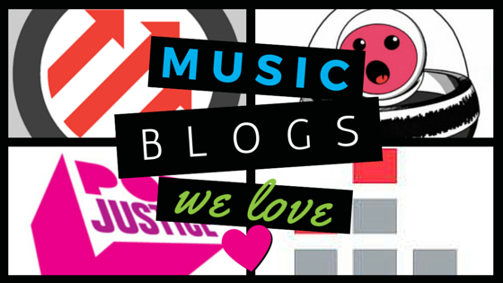 music blogs we love