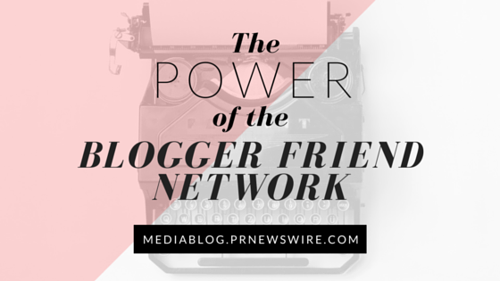 Blogger Networking