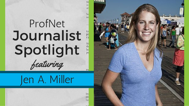 Journalist Spotlight