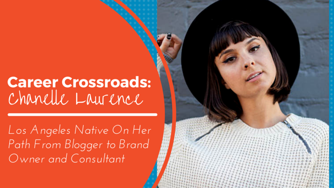 Chanelle Laurence, Blogger and Fashion Designer