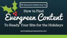 How to Find Evergreen Content For Your News Site