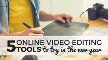 Online Video Editing Tools
