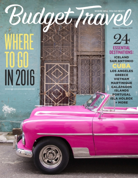Budget Travel COVER Jan Feb 2016