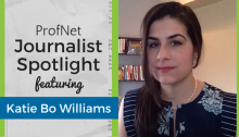 Katie Bo Williams, Journalist at The Hill