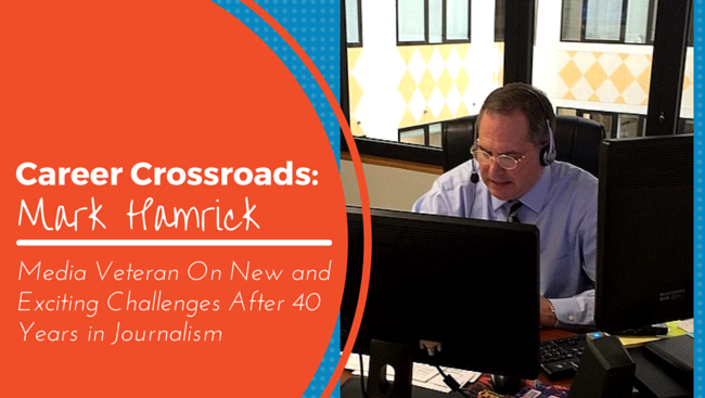 Mark Hamrick's 40 years in Journalism