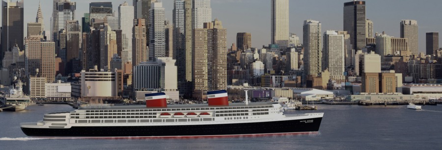 CRYSTAL CRUISES RESTORES SS UNITED STATES