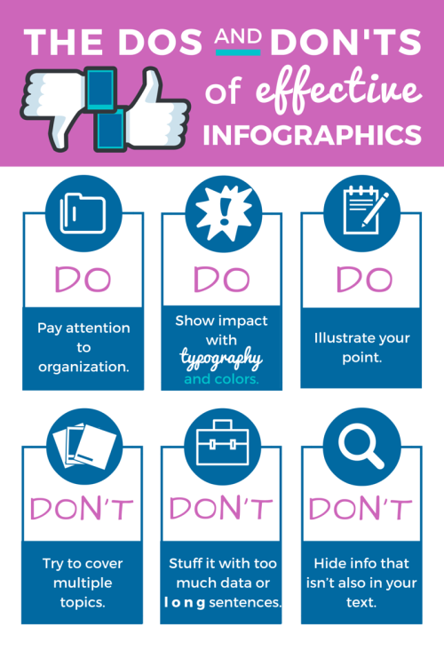 Tips for Effective Infographics