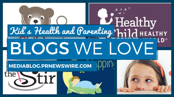 children's health and parenting blogs
