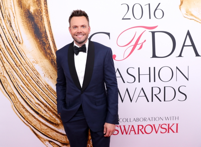 CFDA Fashion Awards with Joel McHale