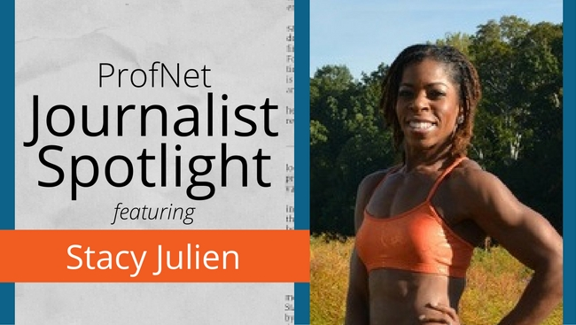 journalist spotlight stacy julien