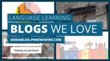 blog profiles: language learning blogs