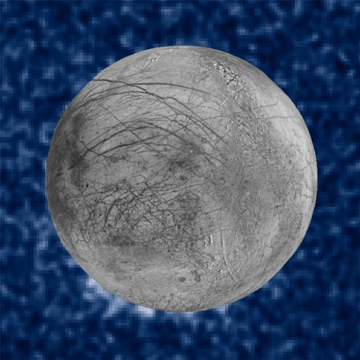 nasa jupiter's moon Europa