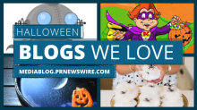 halloween blogs we love