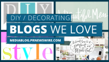 holiday DIY decorating blogs
