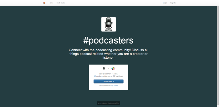 podcasters-slack-chat
