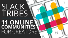 Slack communities for journalists, creators