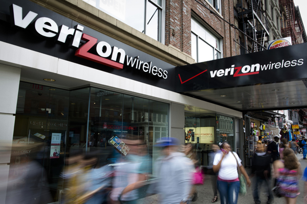 PRNewsFoto/Verizon