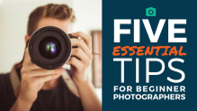 Beginner Photo Tips