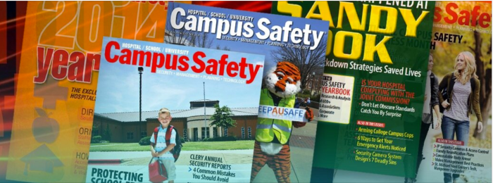 Credit: Campus Safety Magazine on Twitter