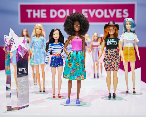 Mattel Barbie Toy of the Year