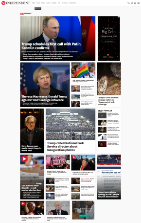 The Independent News UK
