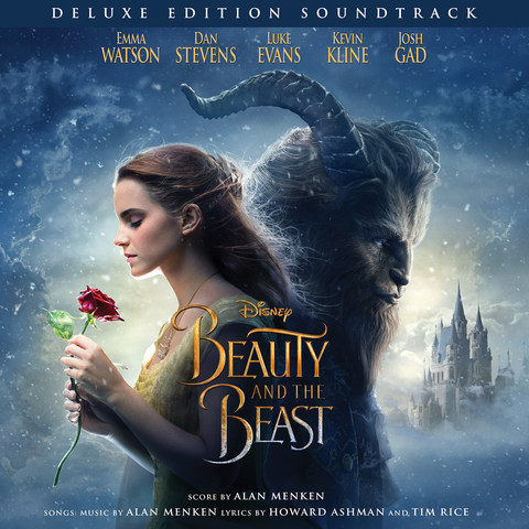 "Disney's ""Beauty and the Beast"" Original Motion Picture Soundtrack Available March 10"