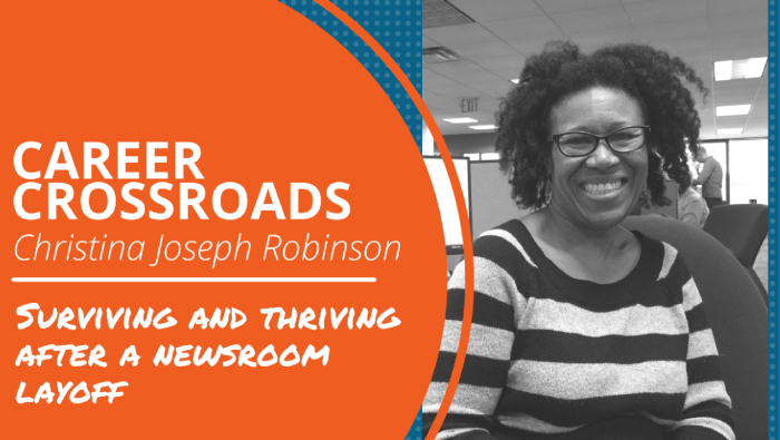 Career Crossroads Newsroom Layoffs