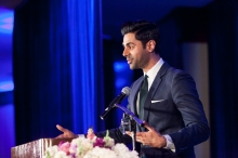 Hasan Minhaj, Senior Correspondent on The Daily Show, to headline the White House Correspondents' Dinner.