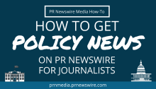 PRN Media How-To on Policy News