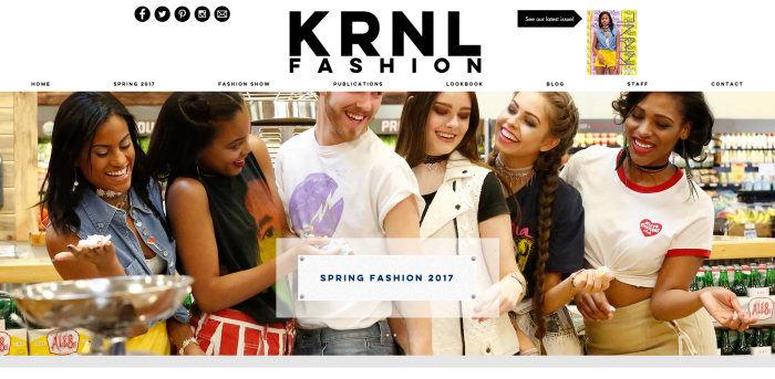 The Daily Kernal krnl fashion blog
