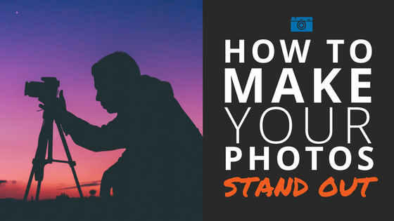 How to stand out as a photographer