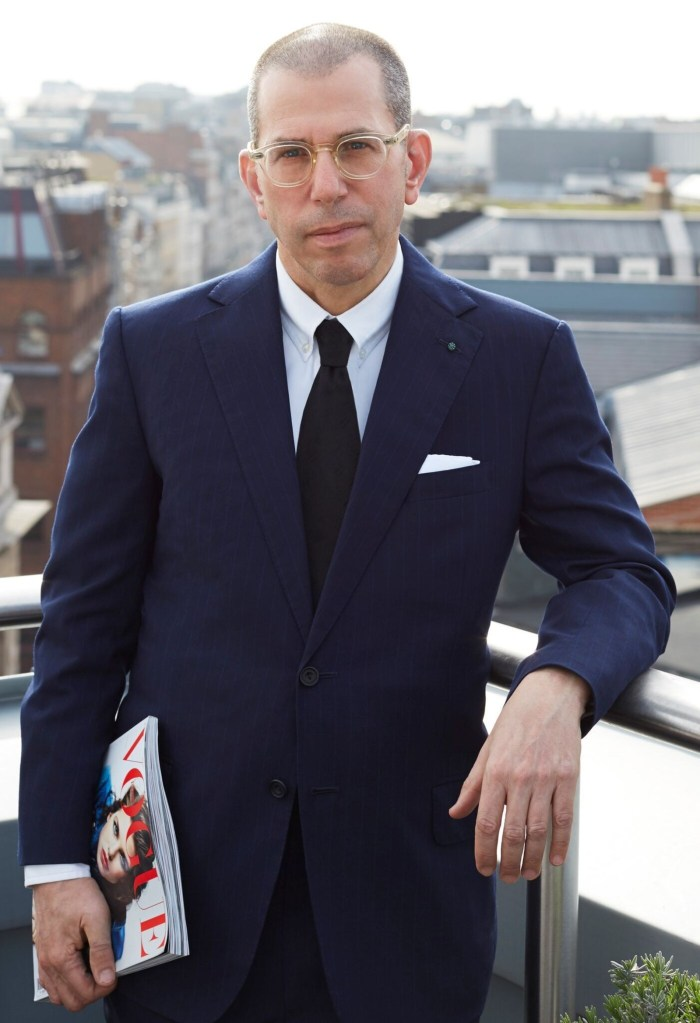 Jonathan Newhouse, Chief Executive, Condé Nast International.